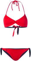 Polo Ralph Lauren halter neck bikini - women - Nylon/Spandex/Elastane - S