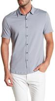 Robert Barakett Braden Short Sleeve Sport Shirt
