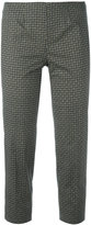 Piazza Sempione Audrey cropped trousers