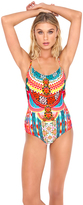 Luli Fama Chasing Waterfalls Be Scene One Piece in Multicolor (L446933)