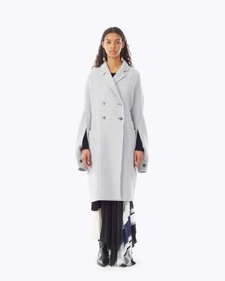 3.1 Phillip Lim Long Oversized Merino Wool Coat
