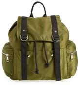 BP Nylon Backpack - Green