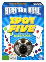 Spin Master Toys Spin Master Spot Five Beat the Bell Card Game