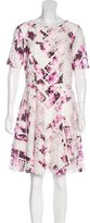 Monique Lhuillier A-Line Lace Dress w/ Tags