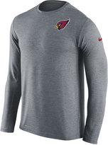 Nike Men's Arizona Cardinals Dri-FIT Touch Long-Sleeve T-Shirt