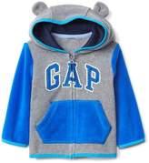 Gap Pro Fleece logo bear hoodie