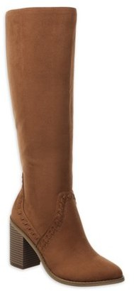 Time and Tru Women's Knee-High Heeled Boots