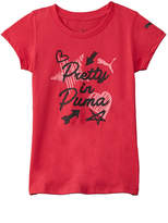 Puma Girls' Pretty In T-Shirt