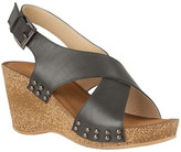 Lotus Shoes Kalahari Wedge Leather Sandals