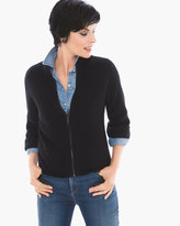 Chico's Structured Serafina Cardigan