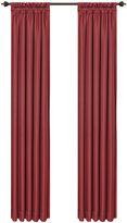 Asstd National Brand Jasper Lined Rod-Pocket Curtain Panel