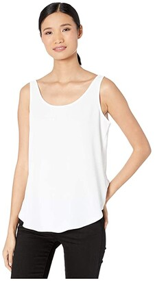 Nic+Zoe Wanderer Tank (Black Onyx) Women's Clothing