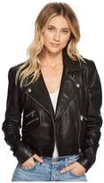 Joe's Jeans Patti Leather Jacket Women's Coat