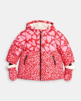 Thumbnail for your product : Ted Baker 642938 Heart Printed Padded Coat