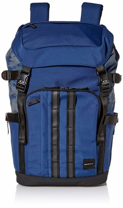 Oakley Utility Organizing Media Reflective Details Travel Backpack-Laptop and Tablet Pockets