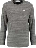 Gstar Classic Raglan R T L/s Relaxed Fit Long Sleeved Top Grey