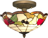 Dale Tiffany Dale TiffanyTM Fruits Semi Flush Mount