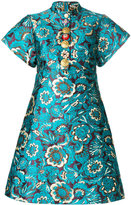 Dolce & Gabbana jacquard A-line dress