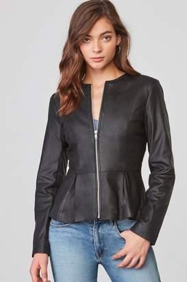 BB Dakota Lamb Leather Jacket