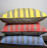 ANAHI Collection Danish Striped Cushion