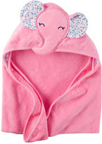 Carter's Little Elephant Hooded Towel