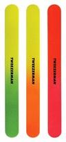Tweezerman 3-Pack Neon Nail Files