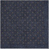 Reiss Jessie - Silk Pocket Square in Blue, Mens