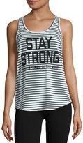 Fifth Sun Chin-Up Tank Top-Juniors
