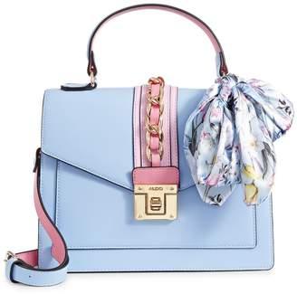 Aldo Colourblock Handle Crossbody Bag