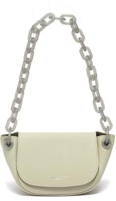 Simon Miller 'Bend' chunky chain leather shoulder bag