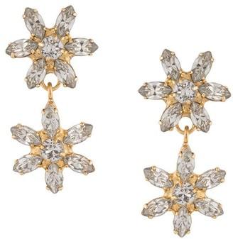Jennifer Behr Carrie crystal earrings