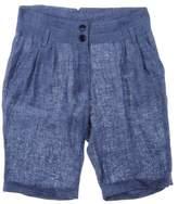 Miss Blumarine Bermuda shorts