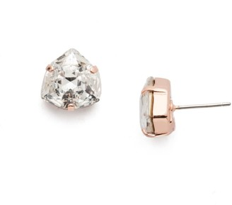 Perfectly Pretty Stud Earring - Rose Gold