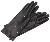 Kate Spade Good Point Long Studded Gloves (Black) - Accessories