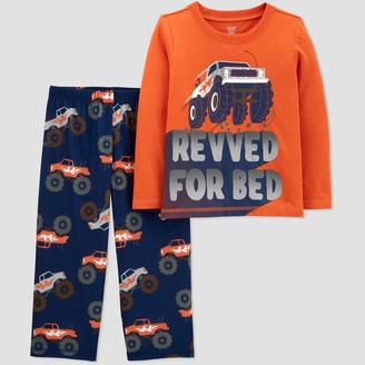 Just One You Made By Carter's Toddler Boys' 2pc Revved for Bed Car' Pajama Set - Just One You® made by carter's