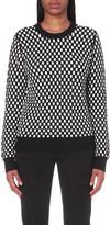 MICHAEL Michael Kors Spot-pattern knitted jumper