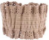 Dolce & Gabbana Peforated Waist Belt