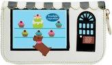 Vendula London Medium Zip-around Cupcake Wallet