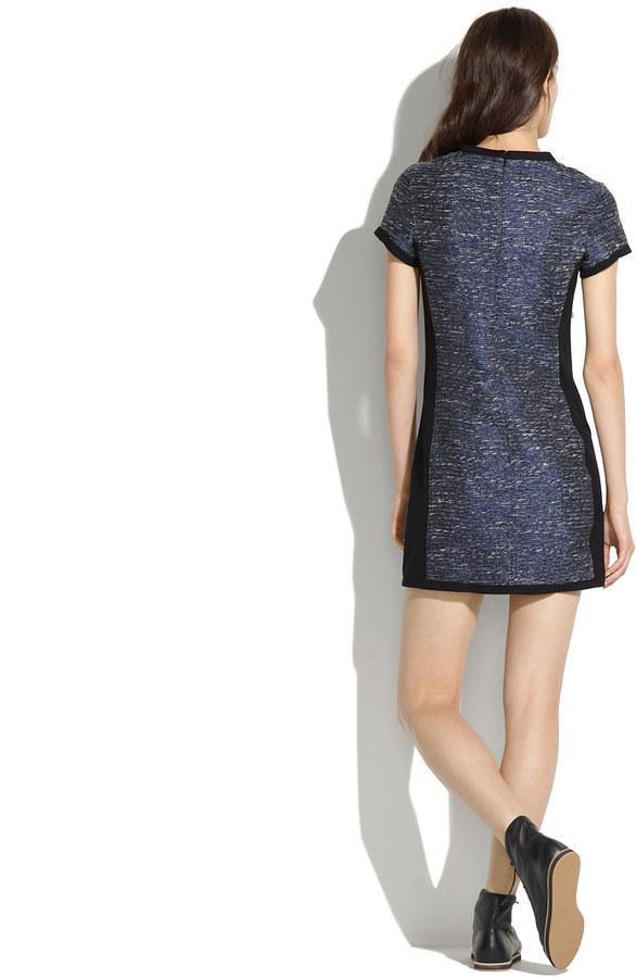 Madewell Shimmerweave Tee Dress