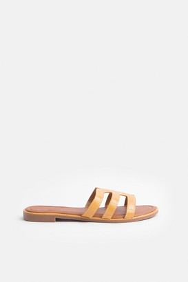 Coast Triple Strap Sandal