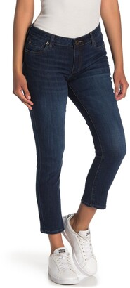 KUT from the Kloth Katy Rolled Boyfriend Jeans