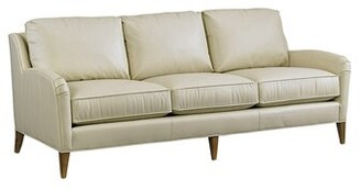 Tommy Bahama Home Twin Palms Leather Sofa Home