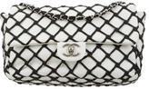 Chanel Canebiers Jumbo Flap Bag
