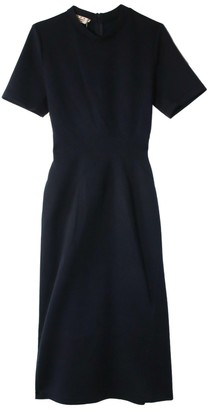 Marni Short Sleeve Dress in Double Face Jersey
