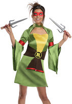Rubie's Costume Co TMNT Raphael Kimono Costume Set - Women