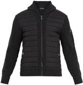 Polo Ralph Lauren Contrast-panel shawl-collar jacket
