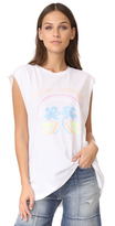 Sjyp Palm Springs Sleeveless Tee
