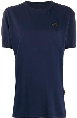 Vivienne Westwood Badge embroidered logo T-shirt