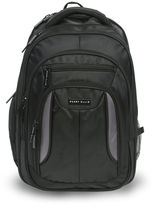Perry Ellis Delxure Internal Organizer Business Backpack