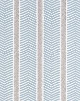 Serena & Lily Herringbone Fabric Swatch